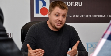 Технический директор группы компаний «Чистый город» Денис Ковалев