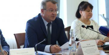 Результаты объявил председатель комиссии Василий Рудой