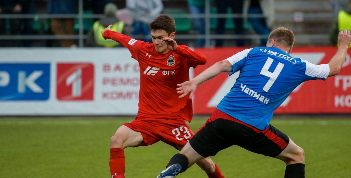 Два новых футболиста согласились играть заФК «Чайка» изРостовской области