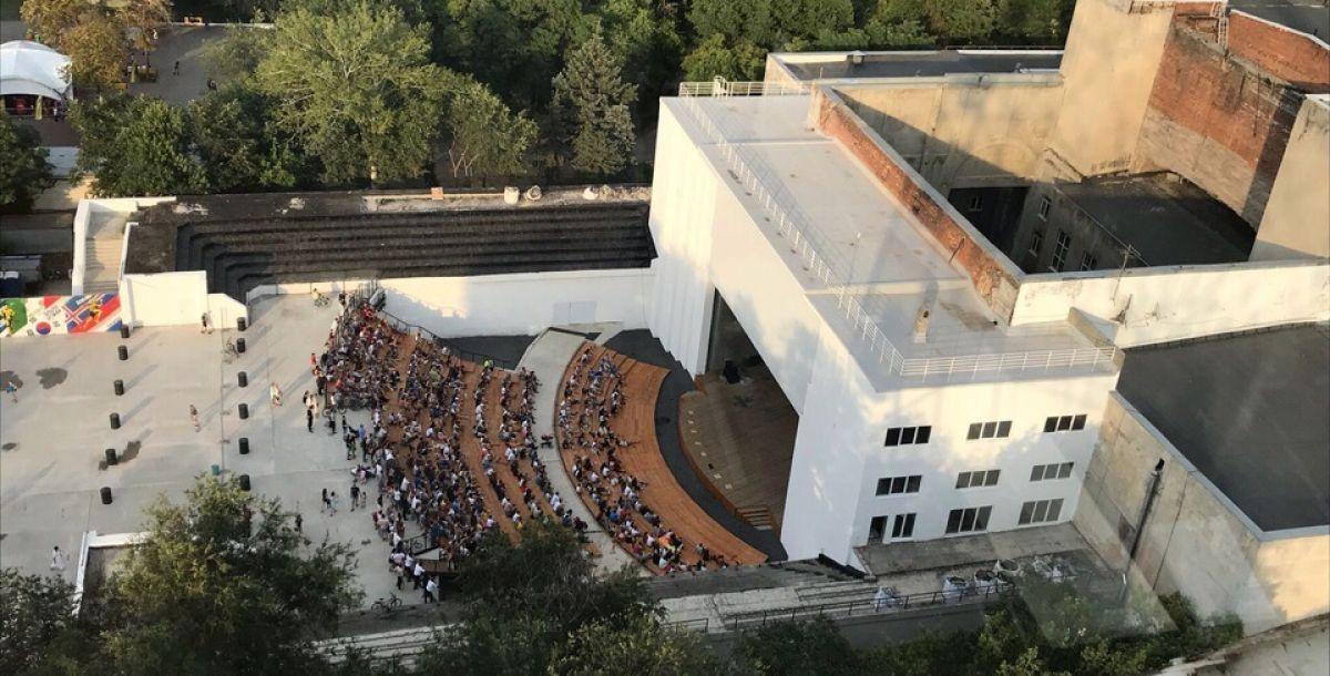 ВПетрозаводске под открытым небом пройдёт Фестиваль уличного кино