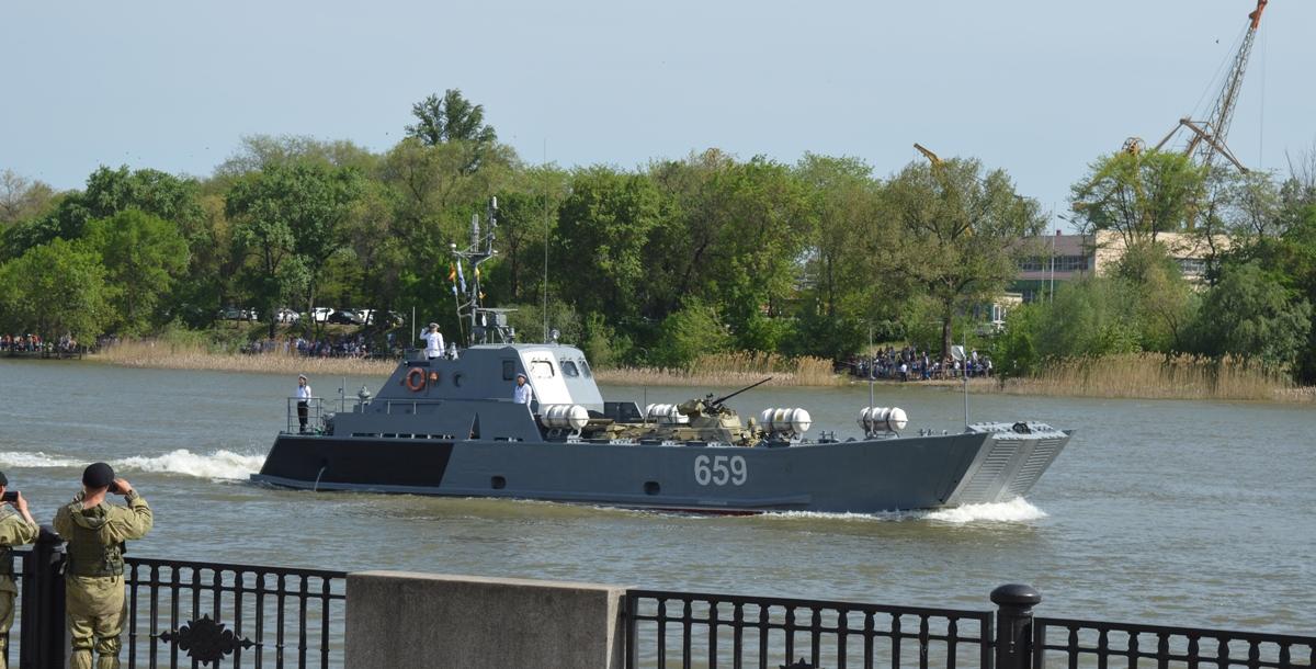 Десантный катер-199 Черноморского флота