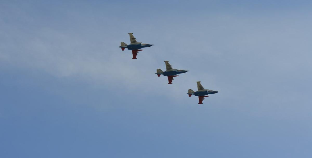 Самолеты Л-39
