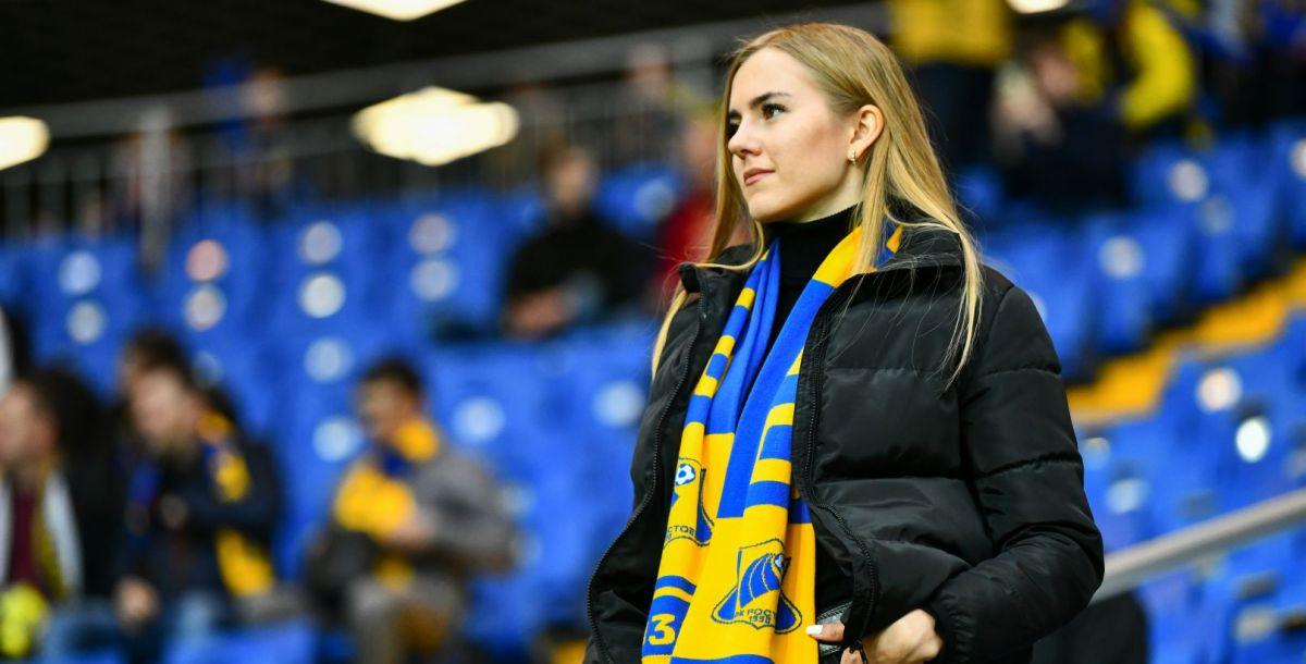 На футбол в Ростове ходят не только мужчины