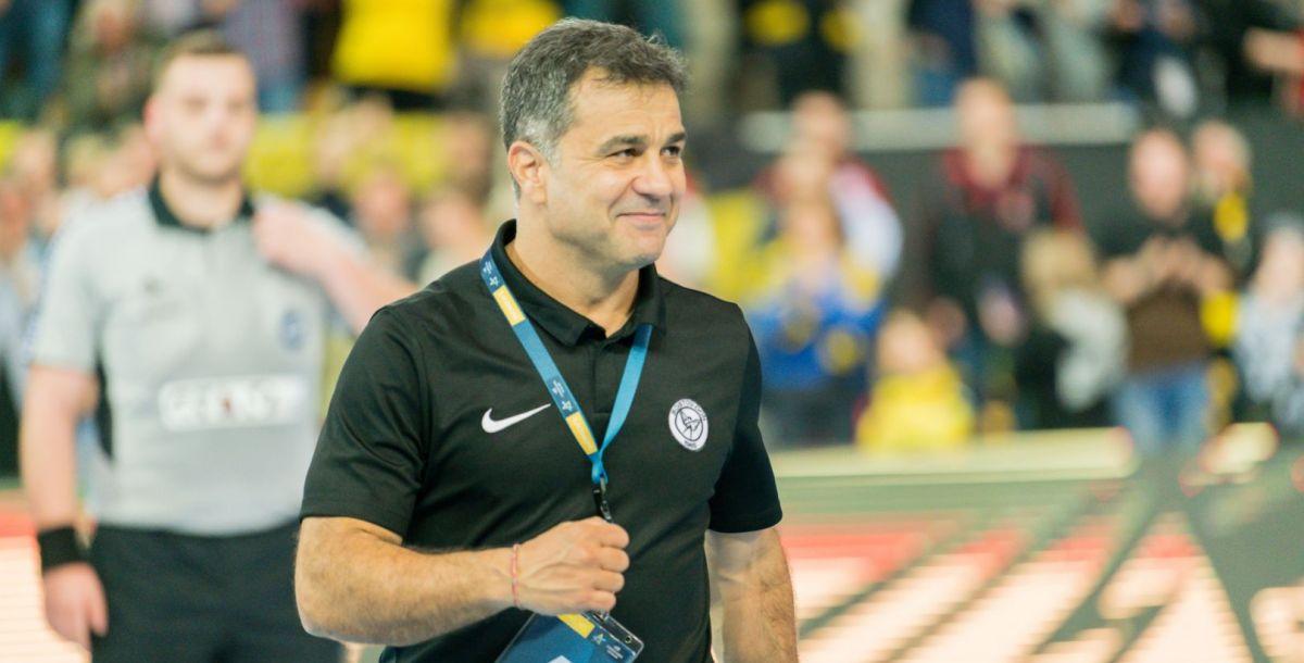 Амброс Мартин доволен игрой своей команды