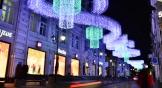 «Северное сияние» на Семашко - украшение не новое, но от этого не менее любимое. Оно появилось в донской столице в 2016 году и всё это время радует глаз ростовчан и гостей города.
