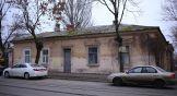 Историческое здание – особняк доктора Багдасара Трапезонцева - общественного деятеля, владельца молочной фермы, гласного городской Думы. По словам Саркиса Казарова, этот одноэтажный дом - типичный дом нахичеванского мещанина.