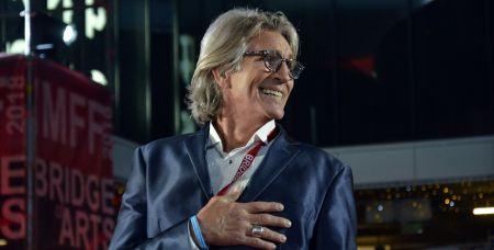 В прошлом году на кинофестиваль в Ростов приезжал голливудский актер Эрик Робертс.