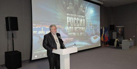 Сергей Лукьяшко рассказывает о книге «Древнее население междуречья Дона и Кагальника»