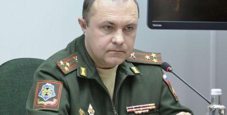 начальник пресс-службы ЮВО полковник Вадим Астафьев