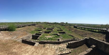 Археологический заповедник Танаис.
