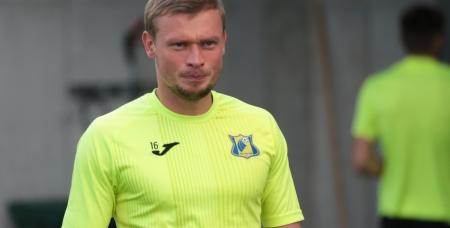 Экс-игрок ФК «Ростов»  Евгений Макеев